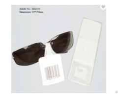 Eas 8 2mhz Anti Theft Glasses Alarm Tag For Optical Shop