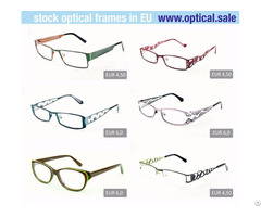 High Quality Optical Frames
