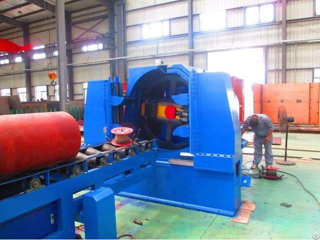 Pipe Prefabrication 1 2m Automatic Beveling Machine