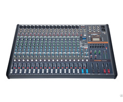 M 1016 16 Channels Professional Mixing Console