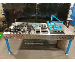 2000x1000mm China 3d Welding Table