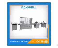 Oral Liquid Filling Machine Manufacturer