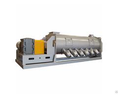 Professional Continuous Plough Shear Powder Mixer Machine Manufacturer