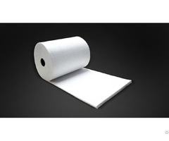 High Pure Hp Ceramic Fiber Blanket For Back Up Lining