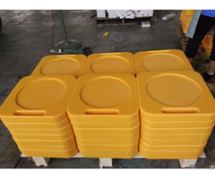 Impact Resistance Uhmwpe Crane Outrigger Pad