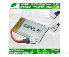 Rechargeable Lipo Battery 702032 3 7v 310mah 20c For Rc Helicopter