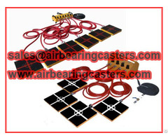 Air Bearing And Casters
