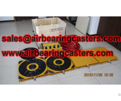 Air Caster Rigging Systems Pictures And Instruction