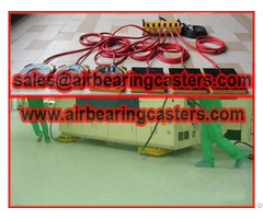 Air Bearing Mover Advantages
