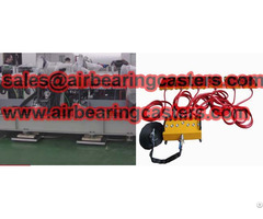 Air Bearing System Features