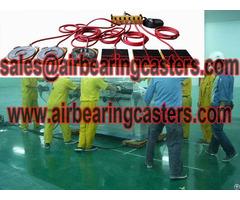 Air Bearing Caster
