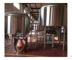 50bbl 5000l 100hl Brewery Equipment