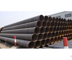 From Water To Oil Steel Pipe Is Serving Human