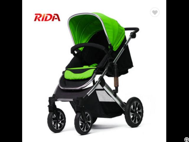 Aluminium Frame En1888 Standard Approved Kids Baby Stroller