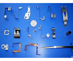 Electrical Stamping Manufacturers China