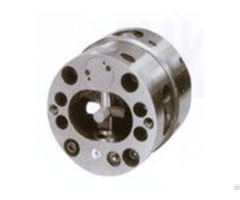 Nhu 45 90 Degrees High Speed Automatic Quartered Hydraulic Indexing Power Chuck