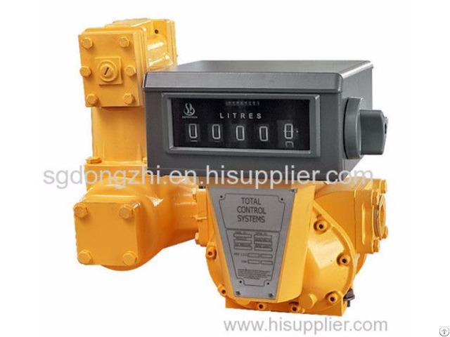 M50c M80c M Series Postive Displacement Industrial Flow Meter