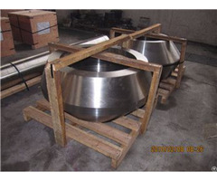Custom A182 F51 Forged Drum For Food Machine