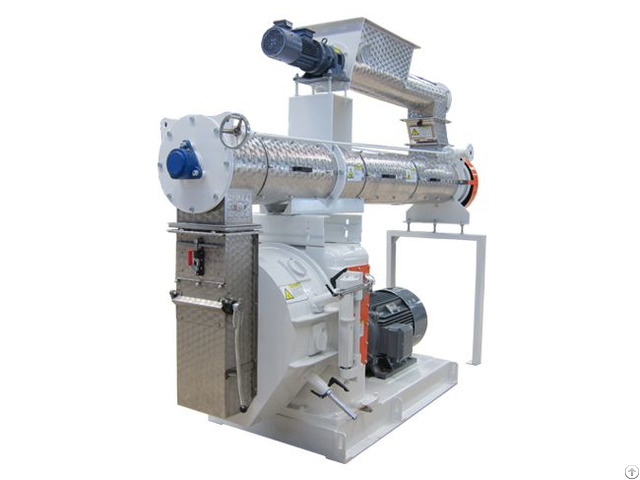 Animal Feed Pellet Mill