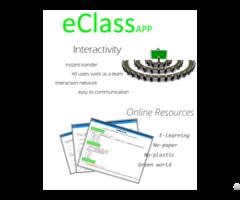 Tacteasy Eclass App