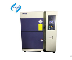 Three Zone Thermal Shock Test Chamber Supplier