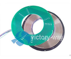 Pcb Slip Ring In Smart Toy 2 Parts Pancake Type Cost Effective