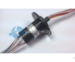 Standard Capsule Slip Ring 24 Circuits Compact Cost Effective