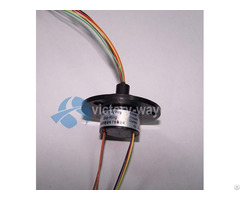 Standard Electric Slip Ring Capsule Compact Manufacture In China