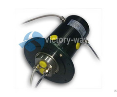 Fluid Rotary Joints Combined Slip Ring Manufacture In China