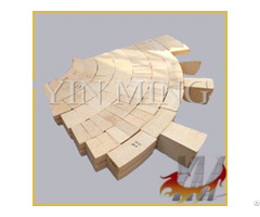 Sk35 Sk36 Sk37 Sk38 Refractory Kiln Hole High Alumina Brick