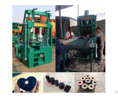 Henan Bamboo Charcoal Briquette Machine