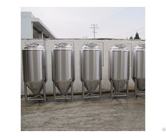 600l Micro Brewery Equipment For Hotel And Restaurant Fermentation Tank