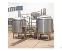 5bbl 10hl Craft Beer Equipment For Micro Brewery
