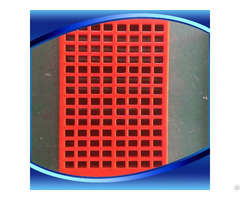 Hot Sale Polyurethane Screen With Crimped Wires