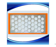 China New Type Wear Resistant Polyurethane Wedge Screen