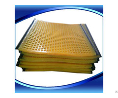 High Quality Mining Vibrating Polyurethane Screen