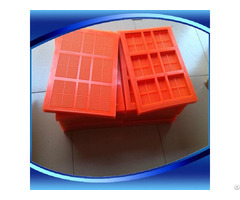Product 2017 Polyurethane Sieve Mesh Vibrating Screen