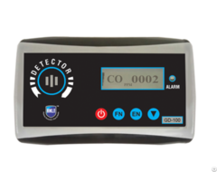 Toxic Gas Detector Gd 101