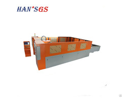 High Efficiency 2000w Stainless Steel Plate Cnc Laser Cutter