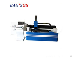 Stainless Steel Cutting Cnc Fiber Metal Laser Cutter For Sale