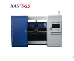 Best 500w 700w Cnc Open Type Fiber Laser Cutter Price