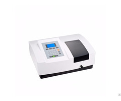 Lab Single Beam Uv Spectrophotometer