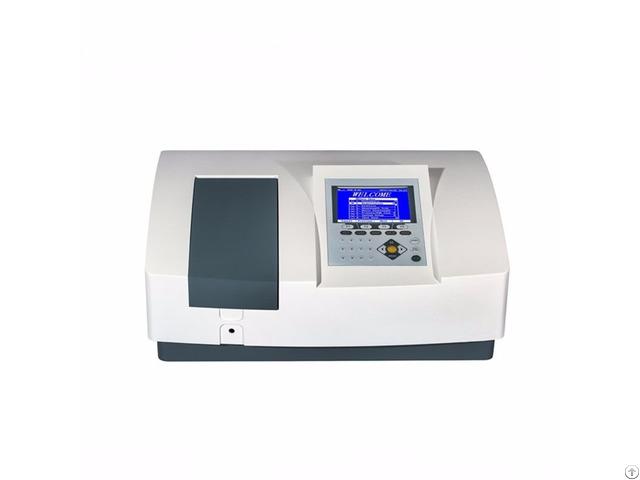 Double Beam Uv Vis Spectrophotometer Uv1900pcs
