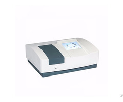 Touch Screen Laboratory Uv Vis Spectrophotometer