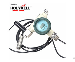 Holykell Oem Wireless Irrigate Distance Water Fuel Level Sensor