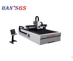 New Type Fiber Cnc Laser Cutting Machine 1000w For Metal