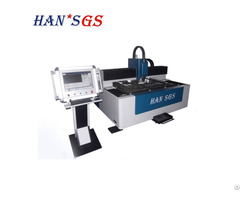 Hans Gs Laser Cutting Machine With Flexible Working Pallet