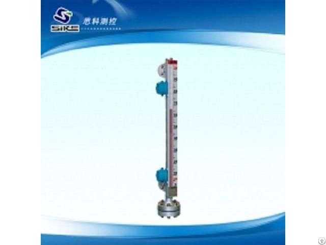 High Temperature And Pressure Type Magnetic Flap Liquid Level Gauge