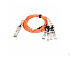 40g Qsfp To 4x 10g Sfp Active Optical Cables