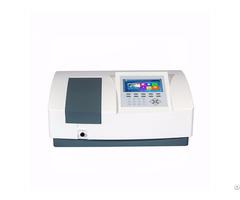 Uv Vis Spectrophotometer Price With Color Screen Manufacturer